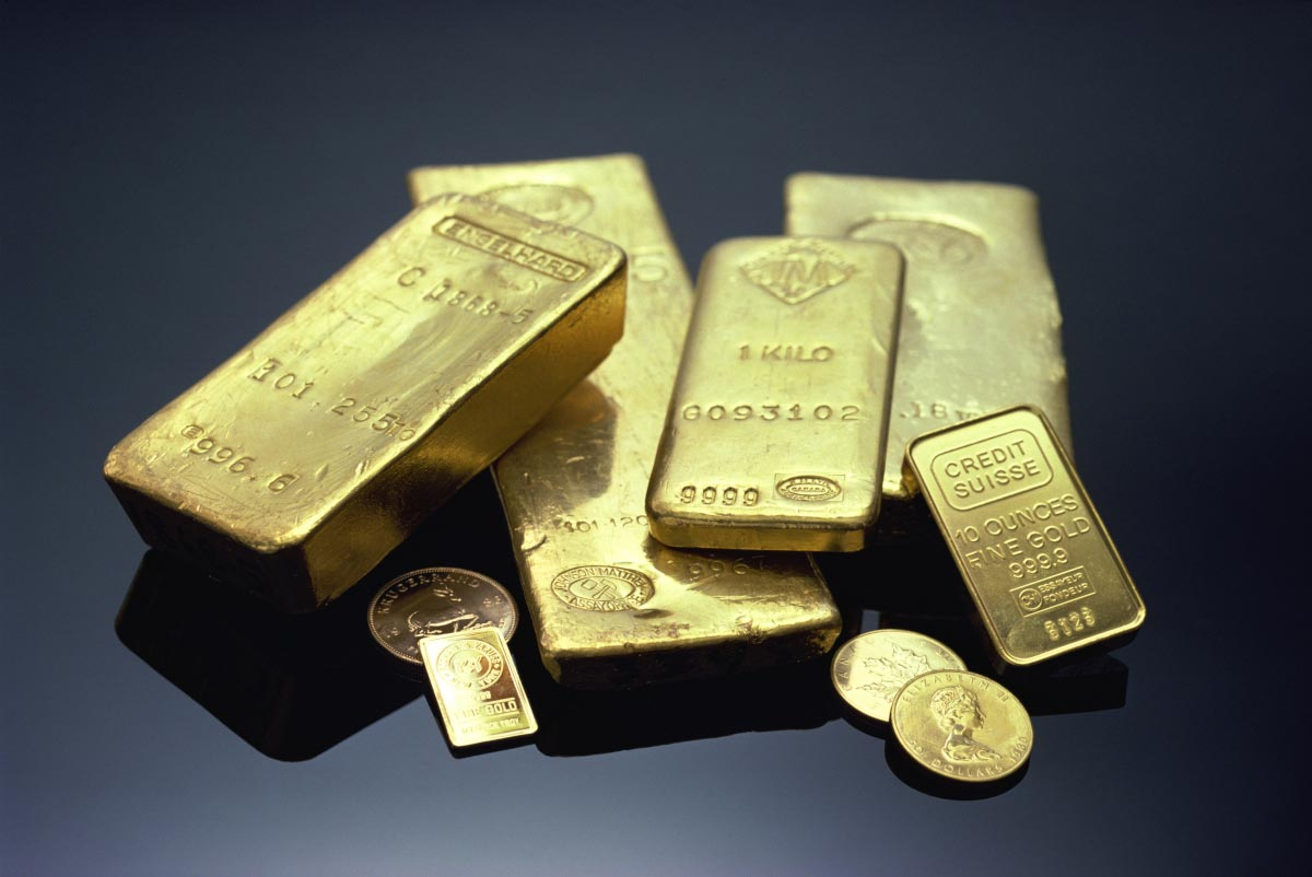 Gold-Bars-Coins-Money
