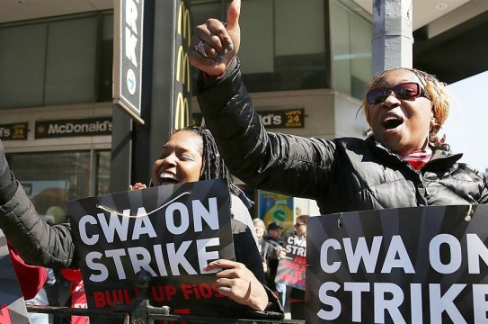 CWA-union-strike-verizon
