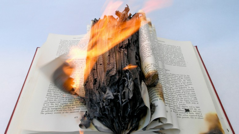 "Google goes Nazi, wages ""book burning"" of the entire Natural News website to eliminate human knowledge of vaccine dangers"
